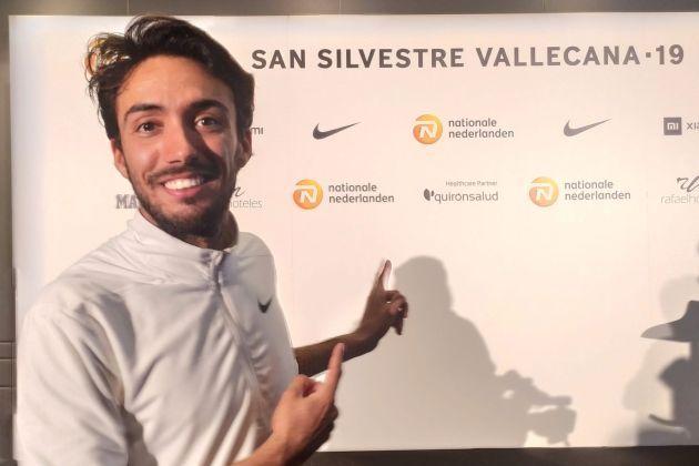 Fernando Carro cerrará 2019 corriendo la San Silvestre Vallecana Internacional