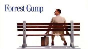 Cartel de la película Forrest Gump