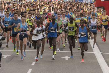 Hay corredores que, cuando se ponen un dorsal, sólo quieren correr rápido
