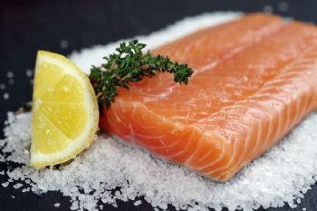 El salmón, un buen alimento para los corredores