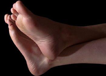 No todos los pies responden igual al a placa de fibra de carbono