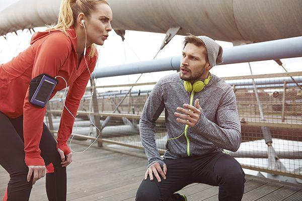 El entrenamiento de series es fundamental para mejorar como corredores