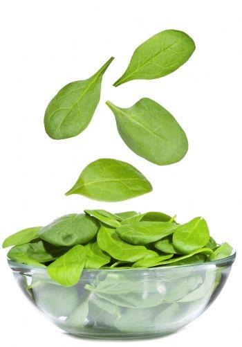 Las espinacas tienen antinutrientes como los oxalatos