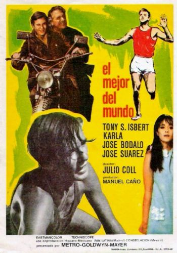 Cartel de la película El mejor del Mundo