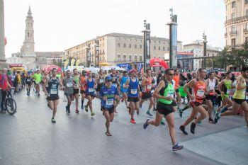 El Maratón de Zaragoza aspira a entrar entre los mejores de España