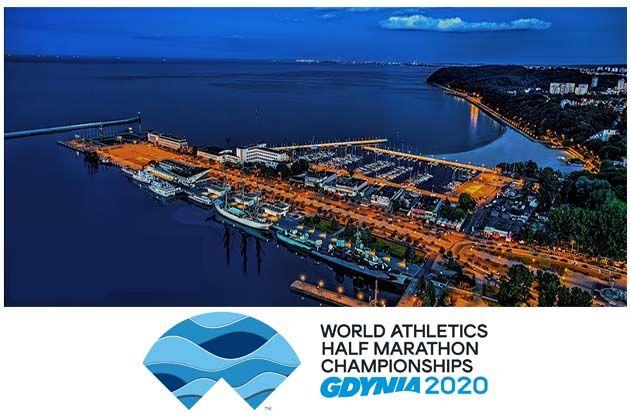 Aplazado a causa del coronavirus World Athletics Half Marathon Championships Gdynia 2020