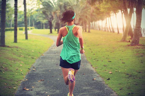 Salir a correr en solitario puede ser una manera de evadirse de la preocupación