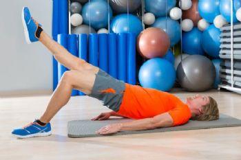 Es el momento ideal para hacer ejercicios de fuerza en casa