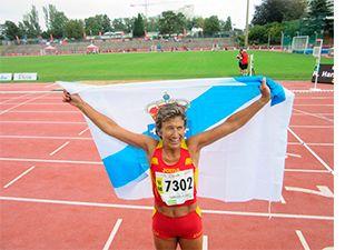 Chus Sangüos dejó de competir en 2015