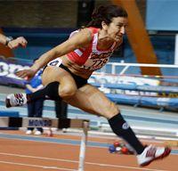 Sangüos acumula títulos en todas las pruebas de velocidad con vallas