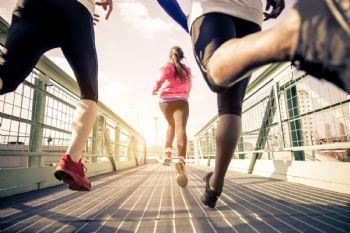 Algunos corredores no han cumplido con las normas previstas en la desescalada