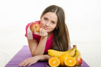 Una buena alimentación ayuda a mejorar el sistema inmune