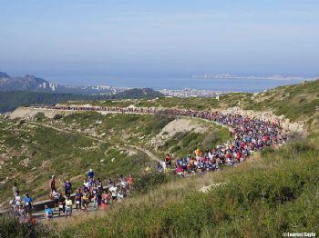 Carrera de 20 kilómetros Marsella-Cassis