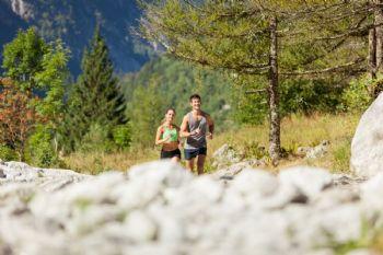 Correr en la naturaleza genera un disfrute especial