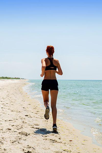 Cuando corremos solos nuestra mente puede evadirse o centrarse