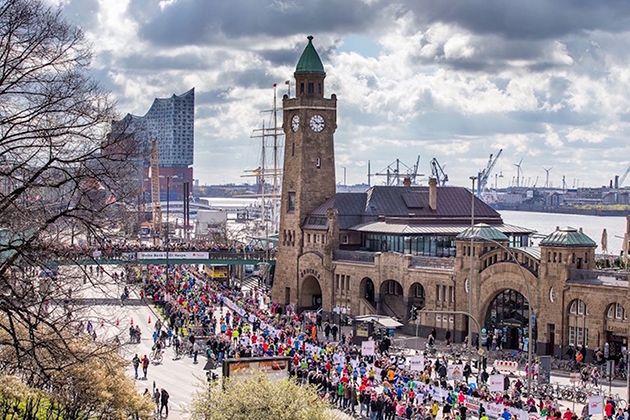 Hoch Zwei / Haspa Marathon Hamburg