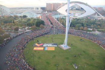 La maratón de Valencia mantiene su fecha del 6 de diciembre