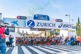 Maratón de Barcelona 25 de octubre