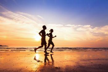 Muchos pequeños detalles de la vida nos inspiran para correr.
