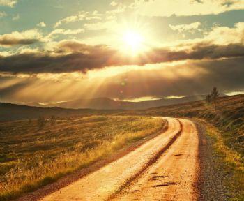 Un camino siempre es el inicio de algo.