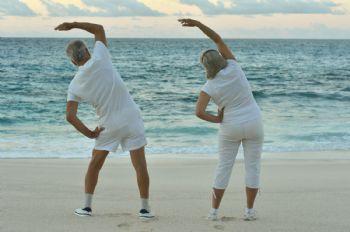 El ejercicio físico es fundamental para mantener la salud en edades avanzadas