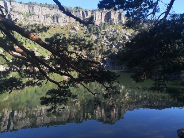 Imagen de la Laguna Negra de Soria