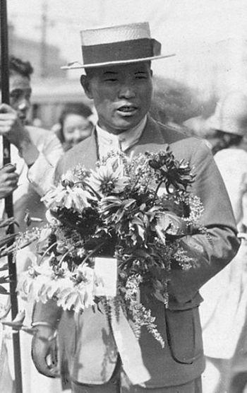 Shizo Kanakuri, el maratoniano desaparecido en 1912