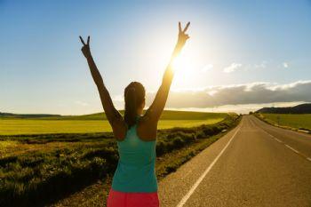 Nuestros sueños favoritos tienen que ver con correr