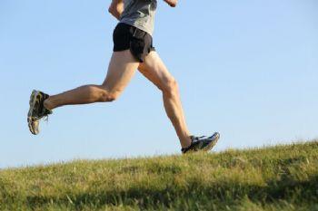 El peso y el corredor, la pelea con los kilos