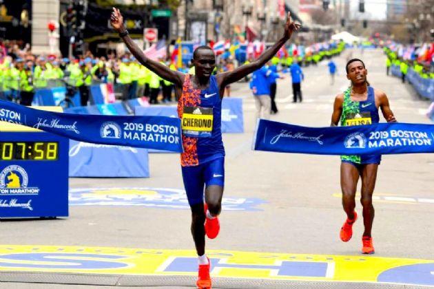 Boston Marathon es una de las competiciones más antiguas del mundo al celebrarse desde 1897.