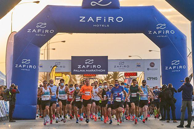 Foto: Rafa Babot / Zafiro Palma Marathon